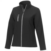 Orion softshell dames jas_Zwart