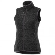 Fontaine gebreide dames bodywarmer_Heather Smoke
