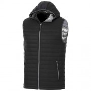 Junction geïsoleerde heren bodywarmer_Zwart