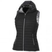 Junction geïsoleerde dames bodywarmer_Zwart